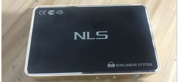 3D-8 NLS