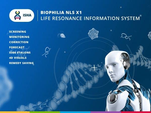 ISHA BIOPHILIA NLS X1