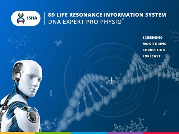 ISHA DNA EXPERT PRO PHYSIO V1