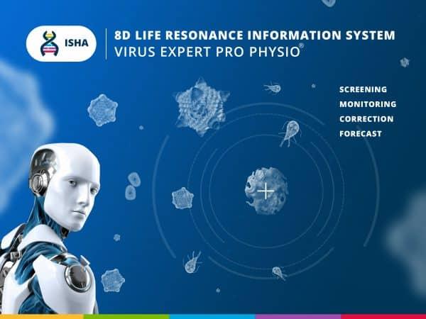 ISHA VIRUS EXPERT PRO PHYSIO V3