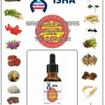 ISHA TONICUM 31 – BOTTLE- LOGO – HERBS