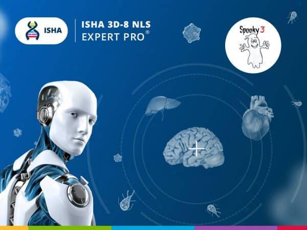 ISHA 3D-8 NLS Pro Expert 1