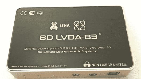 ISHA - 8D LVDA-83